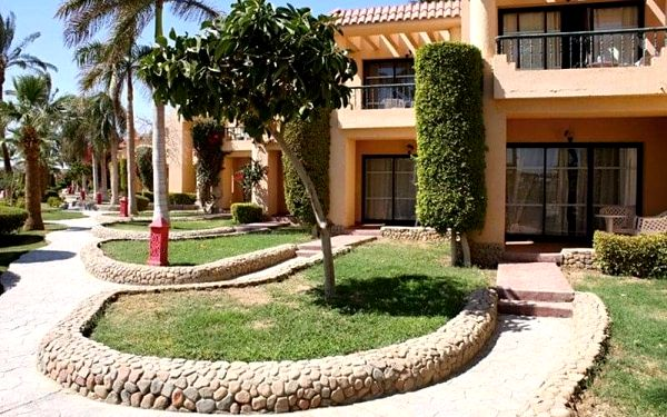 ALI BABA PALACE, Hurghada, Egypt, Hurghada, letecky, all inclusive2