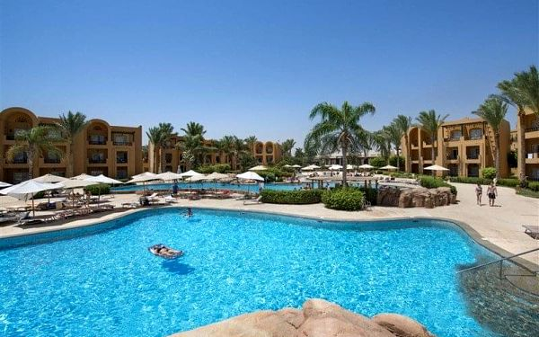 Stella Di Mare Beach Resort & Spa, Hurghada, Egypt, Hurghada, letecky, all inclusive2