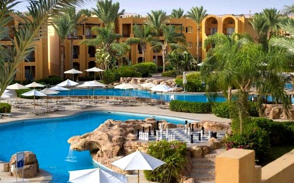 Stella Di Mare Beach Resort & Spa, Hurghada, Egypt, Hurghada, letecky, all inclusive