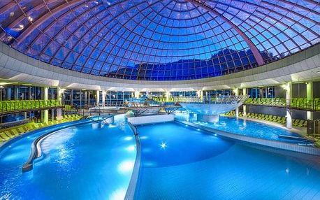 Slovinsko: Luxusní Hotel Zdravilišče Laško **** s termálními bazény, animacemi a polopenzí + děti zdarma