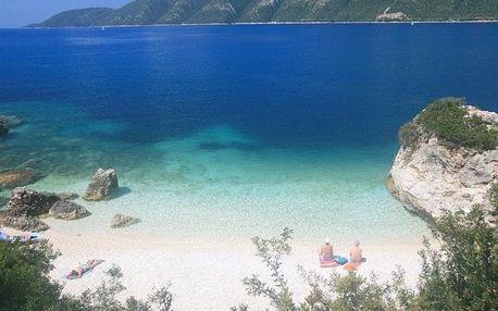 Řecko - Lefkada na 8-15 dnů