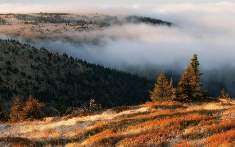Pobyt v Jeseníkách s jídlem i saunou až pro 4 osoby