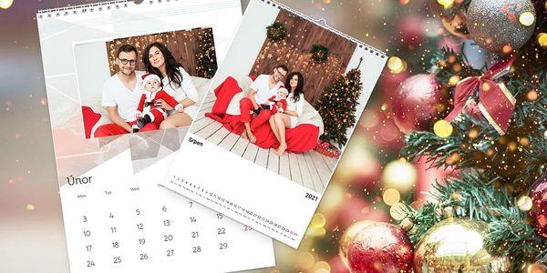 Stolní fotokalendář A52