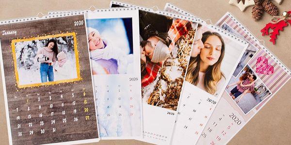 Stolní fotokalendář A54