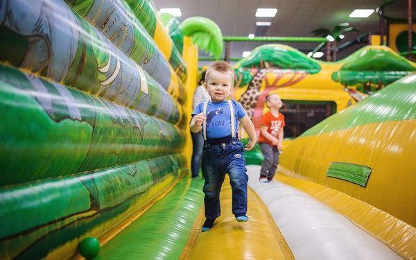Celodenní vstup pro 1 dítě do 15 let (uterý - pátek)5