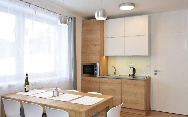 Apartmán s 1 ložnicí, víkend   2 osoby   3 dny (2 noci)   Období St 14. 10. – Ne 13. 12. 2020, Ne 14. 3. – Pá 30. 4. 20215