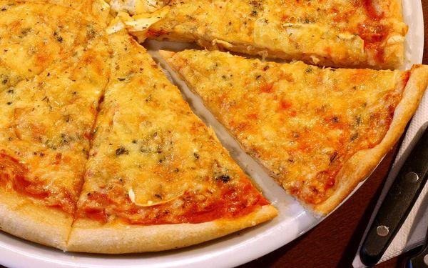 1–4 pizzy dle výběru z 10 druhů