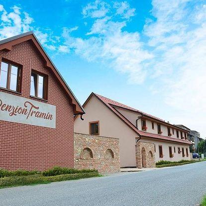 Valtice, Jihomoravský kraj: Penzion Tramín