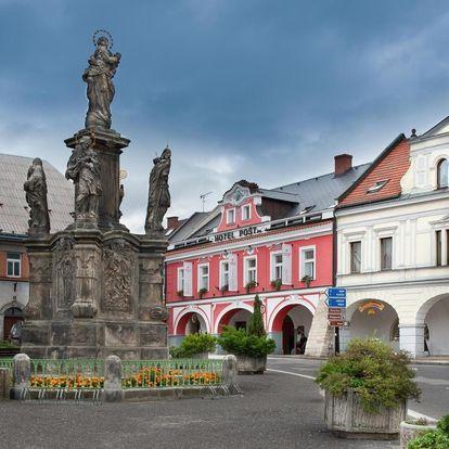 Český ráj: Hotel Pošta
