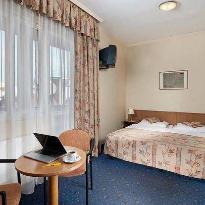 Praha a okolí: Andante Hotel