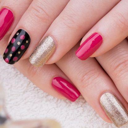 Pro krásné ruce: nové gelové nehty