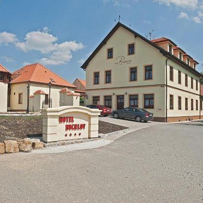 Jižní Morava: Hotel Buchlov