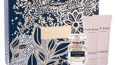 Elie Saab Le Parfum Royal dárková kazeta pro ženy parfémovaná voda 50 ml + tělové mléko 75 ml + sprchový krém 75 ml