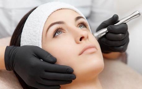 Neinvazivní lifting očních víček či lifting rtů