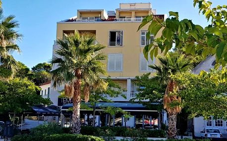 Chorvatsko, Makarská riviéra: Apartel Park Osejava