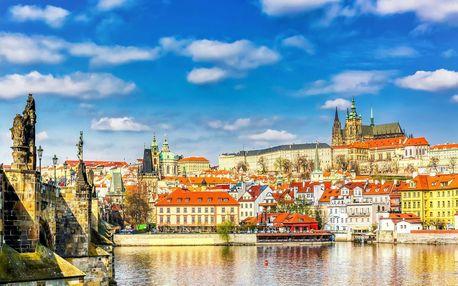 Pension Lucie**** v Praze se snídaní a platností až do března 2021