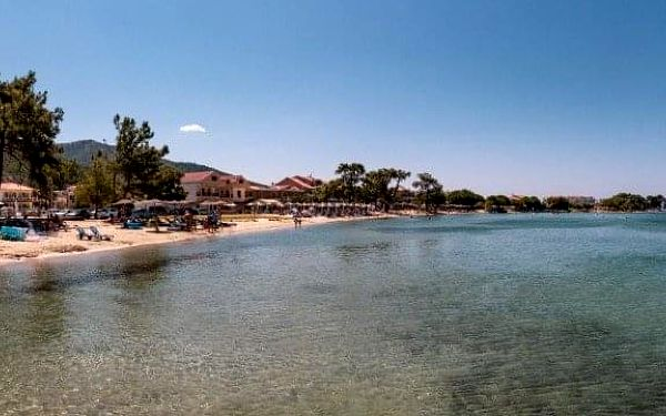 Hotel Rachoni Imperial, Thassos, Řecko, Thassos, letecky, all inclusive4