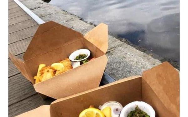 1× Fish & Chips a nápoj3