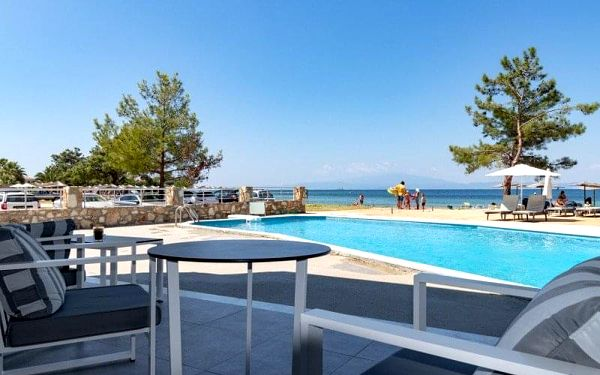 Hotel Rachoni Imperial, Thassos, Řecko, Thassos, letecky, all inclusive5
