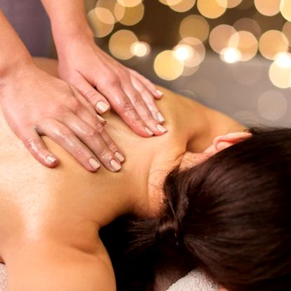 Blaho pro celé tělo: 60min. terapeutická masáž