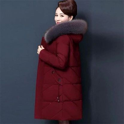 Dámský zimní kabát Luna