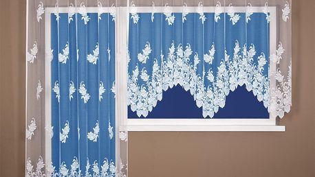 4Home záclona Renata, 350 x 175 cm + 200 x 250 cm
