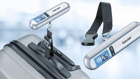 Váha na zavazadla Beurer s nosností až 50 kg