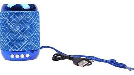 Reproduktor Portable KL3528 modrý