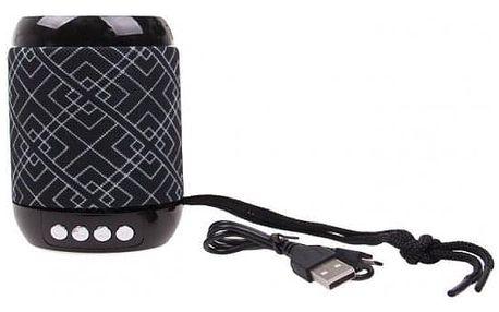 Reproduktor Portable KL3528 černý