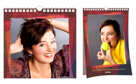 Nástěnný fotokalendář ve formátu A3