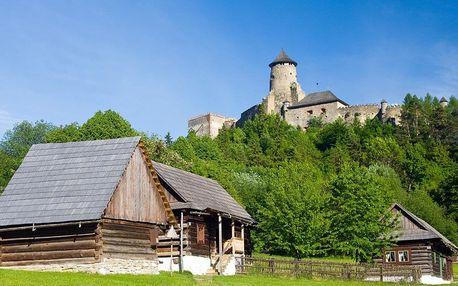 Po stopách středověku a přírodních krás Slovenského raja