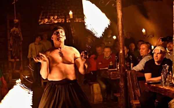 Noc v tradičním středověkém pokoji | 1 osoba | 2 dny (1 noc)5