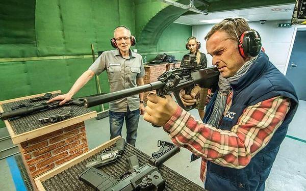 Střelecký kurz Comando   Brno   Celoročně.   60 minut.4