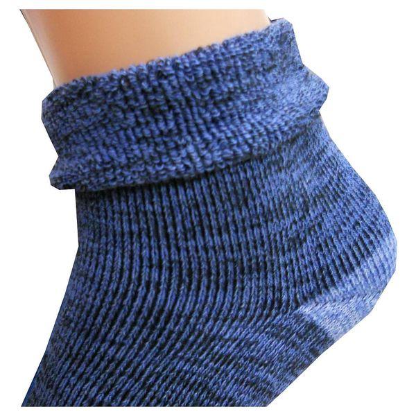 6 párů dámských ponožek   Velikost: 39-425