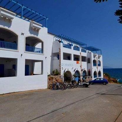 Řecko - Kythira letecky na 11-12 dnů, snídaně v ceně