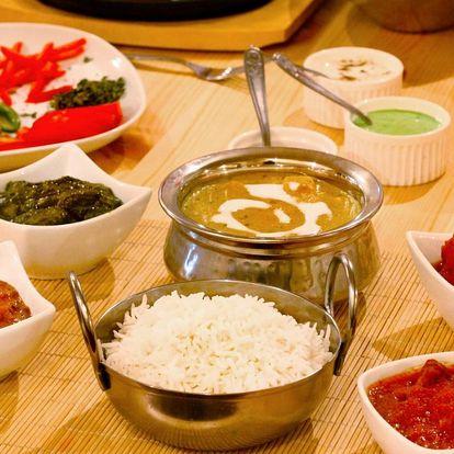 Orientální speciality od bengálského šéfkuchaře