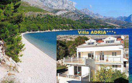 Chorvatsko levně Makarská Živogošče BLATO Villa ADRIA*** vlas..., Živogošće