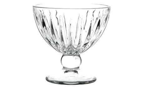 Altom Sada skleněných pohárů na zmrzlinu Venus 280 ml, 6 ks