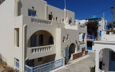 Řecko - Naxos letecky na 11-14 dnů