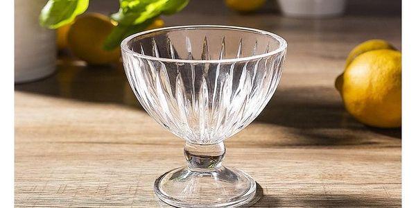 Altom Sada skleněných pohárů na zmrzlinu Venus 280 ml, 6 ks2