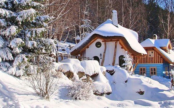 Zima a jaro, Všední dny | 2 osoby | 3 dny (2 noci) | Období Ne 3. 1. – St 31. 3. 20214