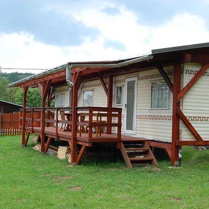 Krásy Broumovska: ubytování na kopečku