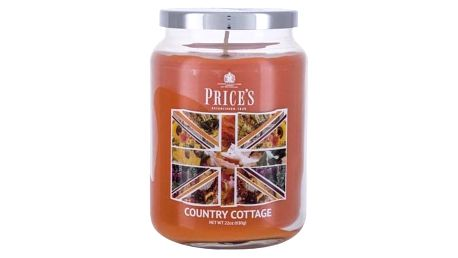 Price´s Candles Country Cottage 630 g vonná svíčka unisex