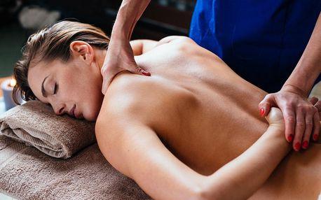 Bali nebo aroma masáž celého těla rukama Filipínek