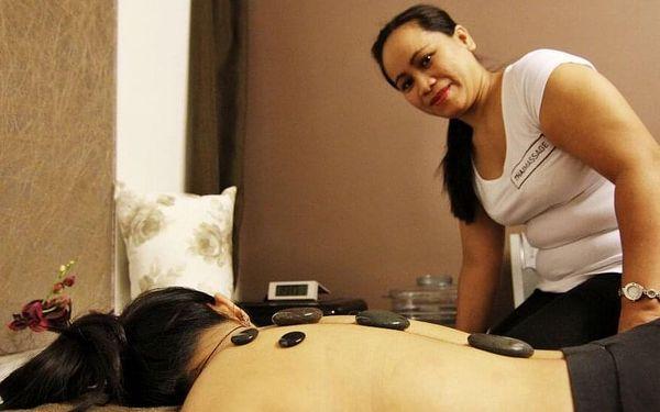 60minutová aroma masáž celého těla od Filipínek5