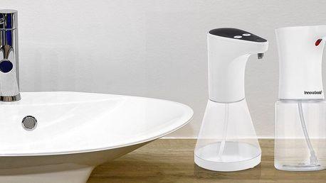 Automatické dávkovače mýdla s pohybovým čidlem