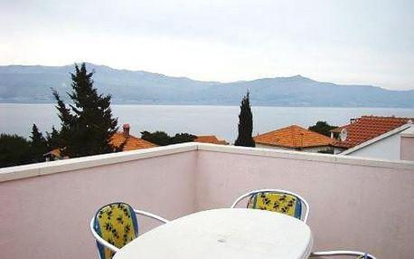 Chorvatsko, Brač: Villa Tereza