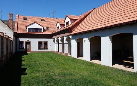 Vodní nádrž Nové Mlýny: Penzion Dolní Dunajovice