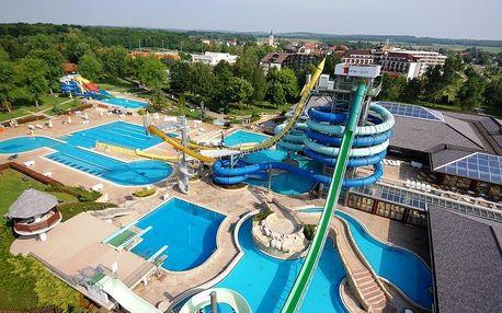 3–8denní wellness Slovinsko   Hotel Termal****   Neomezeně bazénový komplex   Lázně Moravske Toplice