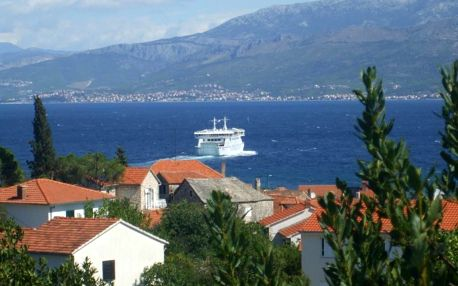 Chorvatsko, Brač: Apartments Marina
